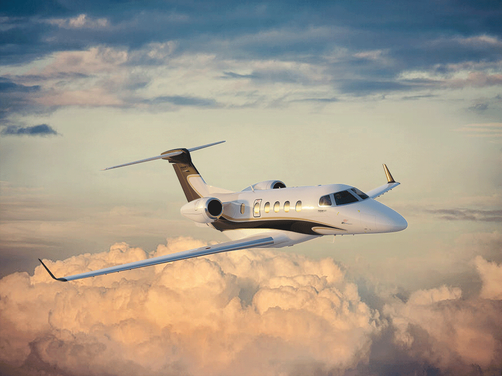 Phenom 300 private jet membership