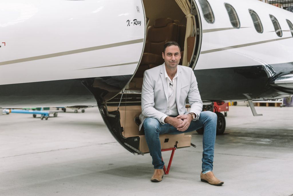 Airly Co Founder Luke Hampshire